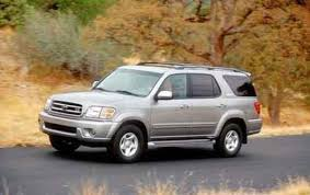 toyota sequoia reliability used 2002 toyota sequoia suv pricing for sale edmunds