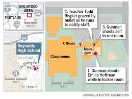 The Golden Girls Floor Plan by Oregon Shooting Slain Reynolds Student Emilio Hoffman