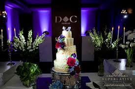 spotlight rental cake spotlight w hotel washington dc wedding gobo