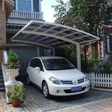 Metal Car Awning Carport Ceiling Material Glass Roof 2 Car Metal Carport Buy 2