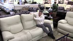 Flexsteel Leather Sofas by Flexsteel Furniture Leather Recliner Sanford Hudson U0027s Furniture
