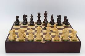 rosewood chess set walnut maple chess board with storage
