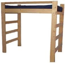 Free Plans For Queen Loft Bed by Free Loft Bed Design Plans Loft Bed Plans For Free Kreg Jig