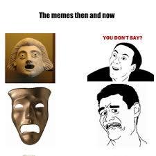 The Memes - the memes then and now by rafael859 meme center