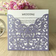 Printing Invitation Cards Compare Prices On Purple Invitations Online Shopping Buy Low