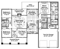 A Three Bedroom House Plan 106 Best Plans Images On Pinterest Architecture Home Plans And