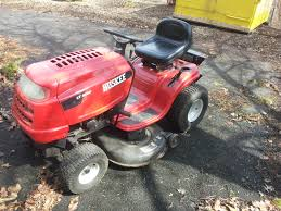 push mowers for sale on municibid com lawn u0026 farm equipments