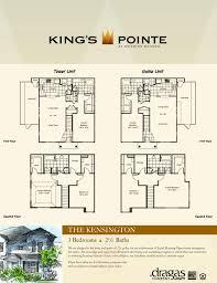 kensington square floor plan king u0027s pointe at western branch opening soon the dragas