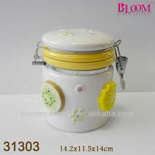 white ceramic kitchen canisters white ceramic kitchen canisters