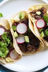 braised beef short rib tacos the blissful balance