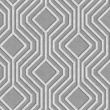 opus geo sequins wallpaper silver dark grey holden decor 35564