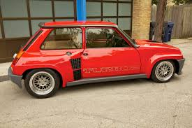 renault hatchback from the 1980s as a rule most french cars are a pile of festering but this