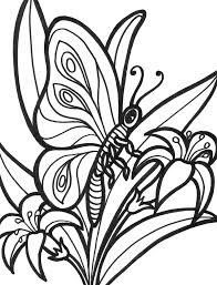 big butterfly coloring pages free coloring pages part 2