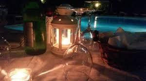 cena al lume di candela cena a lume di candela photo de ristorante la torre dei falchi