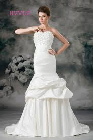 cheap vintage wedding dresses shop boho 2017 wedding dresses mermaid sweetheart sweep