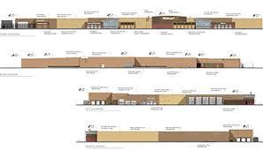Walmart Floor Plan Idylwood Walmart Swamplot