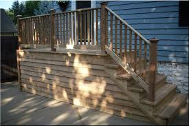 small deck landing porches decks u0026 patios projects to try