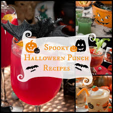 halloween drinks kid friendly 10 spooky halloween punch recipes mrfood com