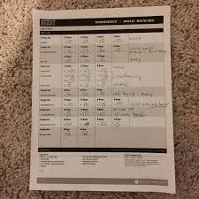 trapped in a fat beachbody body beast day 3 build back and bis