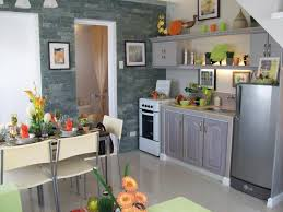 camella homes interior design kitchen camella house bricks walls and house