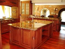Oak Cabinet Kitchens Kitchens With Oak Cabinets Style U2014 Railing Stairs And Kitchen