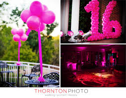 sweet 16 party decorations how planning a sweet 16 birthday party just for birthday