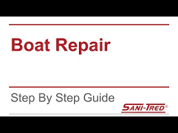 how to apply boat deck coating paint diy with sani tred youtube