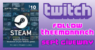 10 steam gift card 10 steam gift card giveaway 5 winners one each sunday in