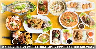 ma cuisine restaurant ma hey bar restaurant ศร ราชา inicio