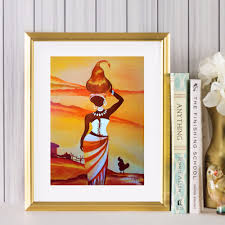 online get cheap african print art aliexpress com alibaba group