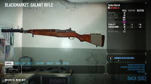 steam community guide dmr gallant rifle dodge build no dlc