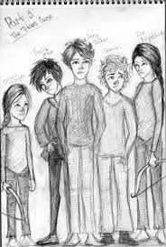 percy jackson and the titan u0027s curse by terrie bum on deviantart