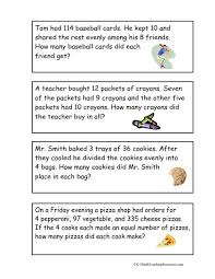 bunch ideas of teaching multi step word problems 4th grade with