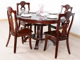 4 Seater Dining Table And Chairs Home Design Dazzling Dining Table Set With Price In Hyderabad