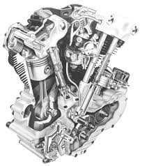 harley knucklehead engine drawings harley engine problems and