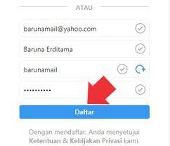buat akun instagram via operamini cara daftar buat akun instagram lewat google daftar hatena blog
