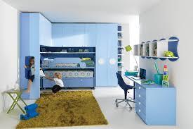 Bedroom Furniture Shelves by Bedroom Cool Navy Blue Kid Modern Bedroom Furniture Ideas Having