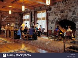 Crater Lake Lodge Dining Room The Great Hall