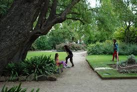 Williamstown Botanic Gardens Paint The Gardens Competition At Williamstown Botanic Gardens