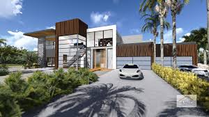 luxury double storey homes from the 3d designer builder modern
