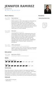 peer advisor resume samples visualcv resume samples database