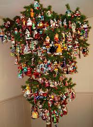 How To Decorate A Christmas Tree Fresh Small Upside Down Christmas Tree 12 For Your With Small