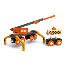 amazon com brio mega crane toys u0026 games