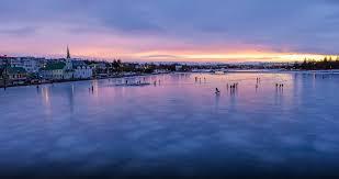 more love for reykjavik city
