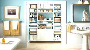 cute bathroom storage ideas 12 clever bathroom storage ideas hgtv remarkable closet shelving