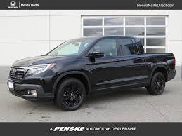 truck honda 2018 new honda ridgeline black edition awd at honda north serving