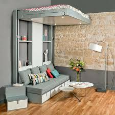 meuble gain de place chambre lit gain de place adulte lits escamotables et lits mezzanines