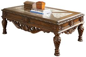 North Shore Dark Brown Sofa North Shore Coffee Table Ashley Furniture Homestore