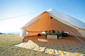 5m ultimate sibley bell tent breathe bell tents australia