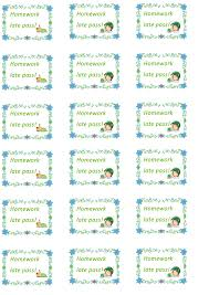 28 images of tutoring pass template infovia net